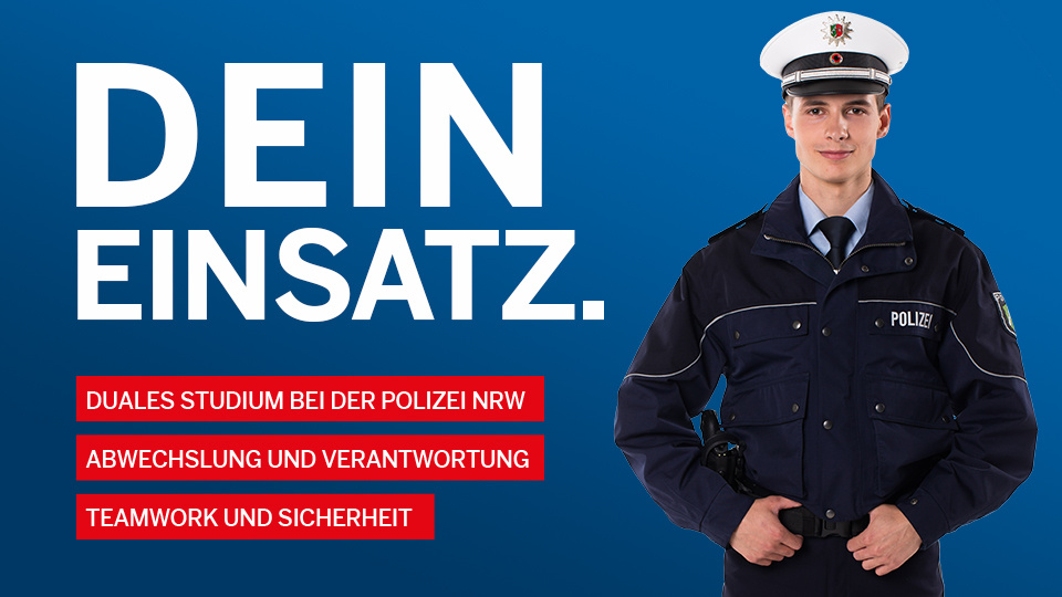 Karriere Polizei Nrw